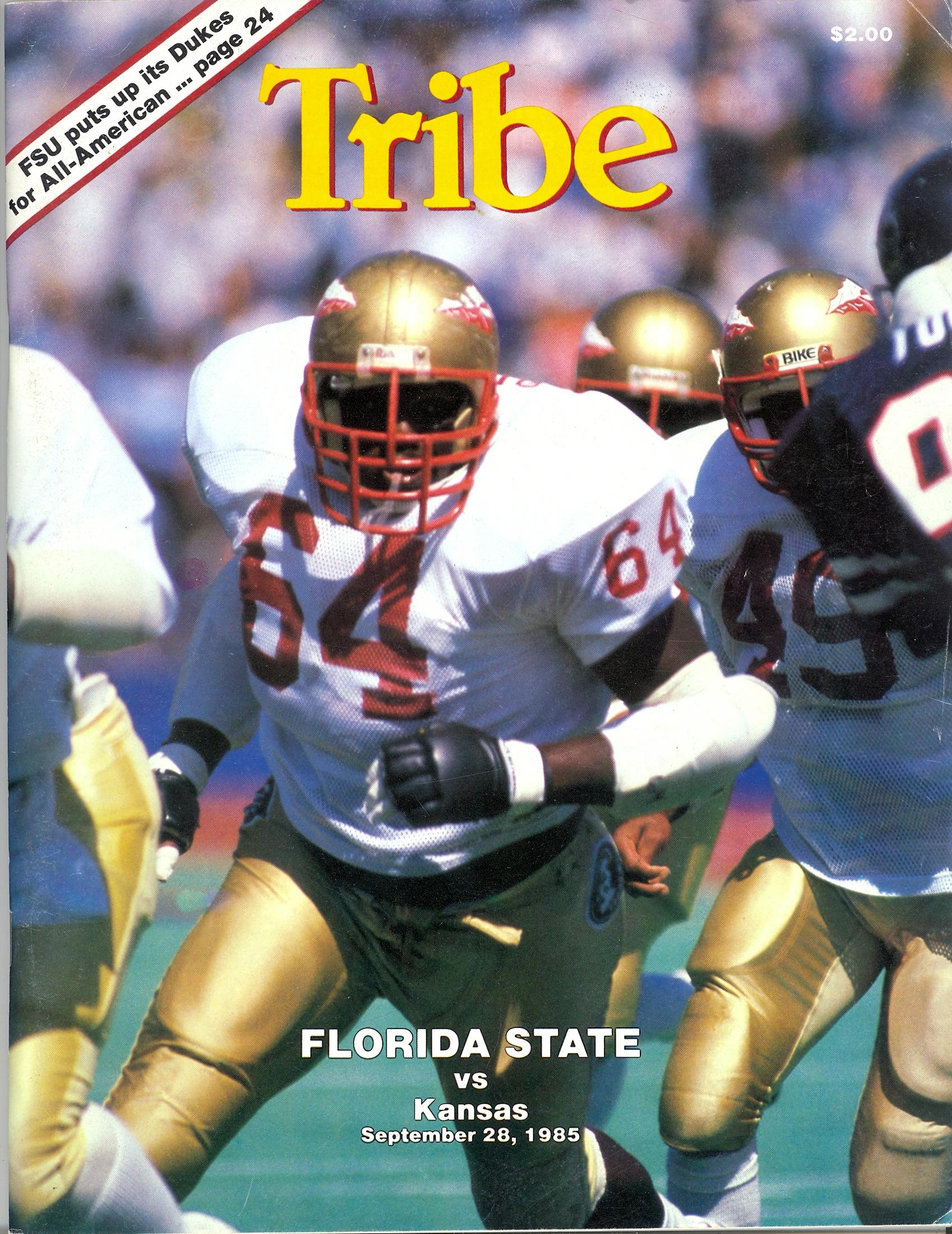 Florida state football 1985 year in review voltagebd Choice Image