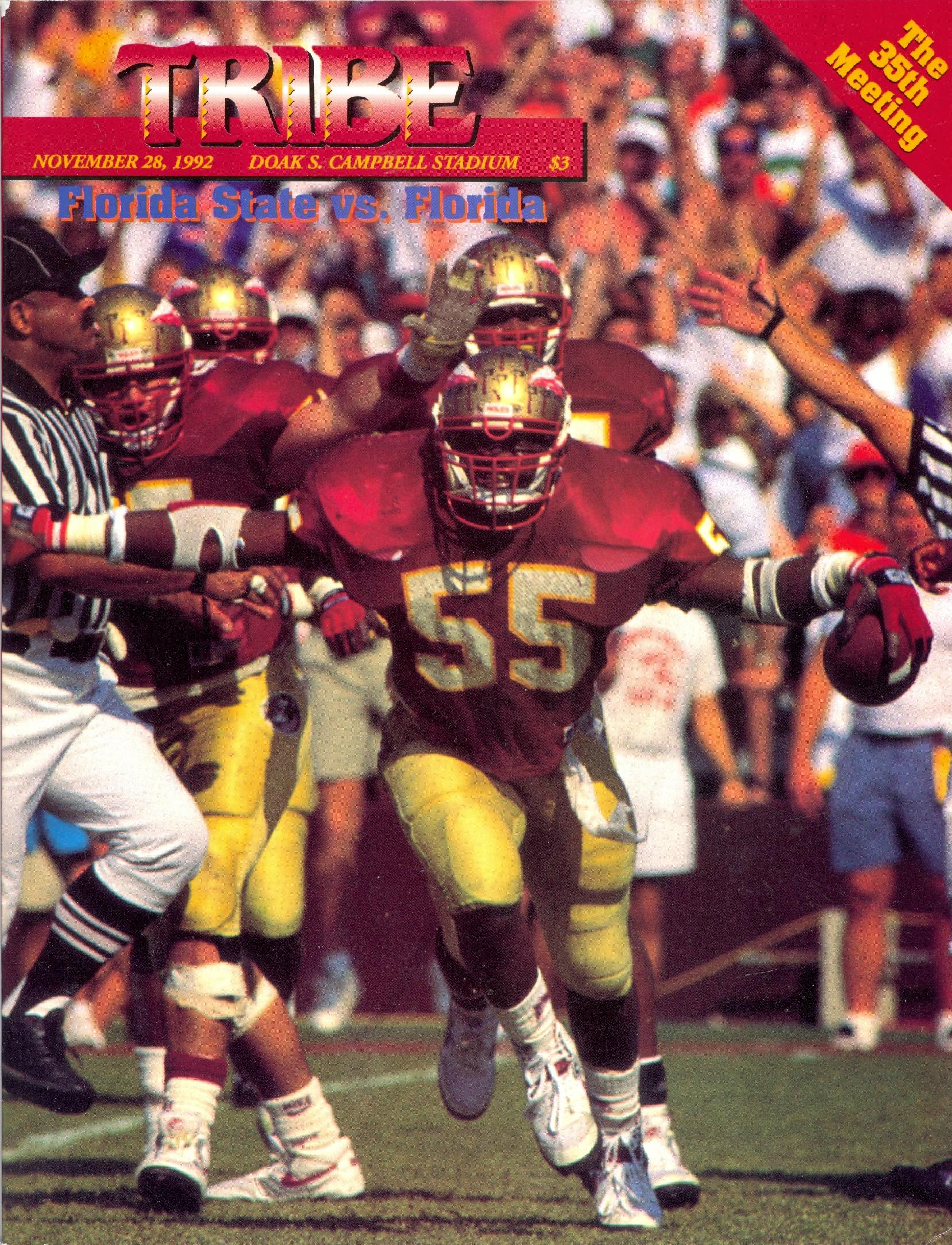 Florida state football 1992 year in review voltagebd Choice Image
