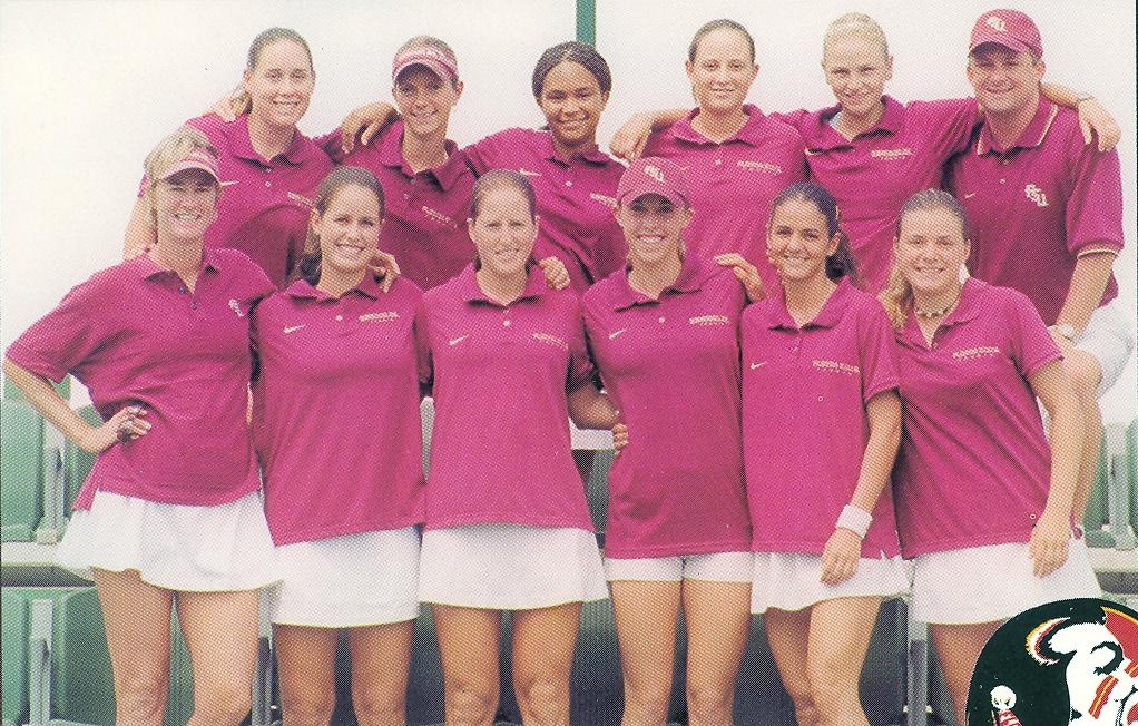 Florida State Women's Tennis - 2002 Year In Review
