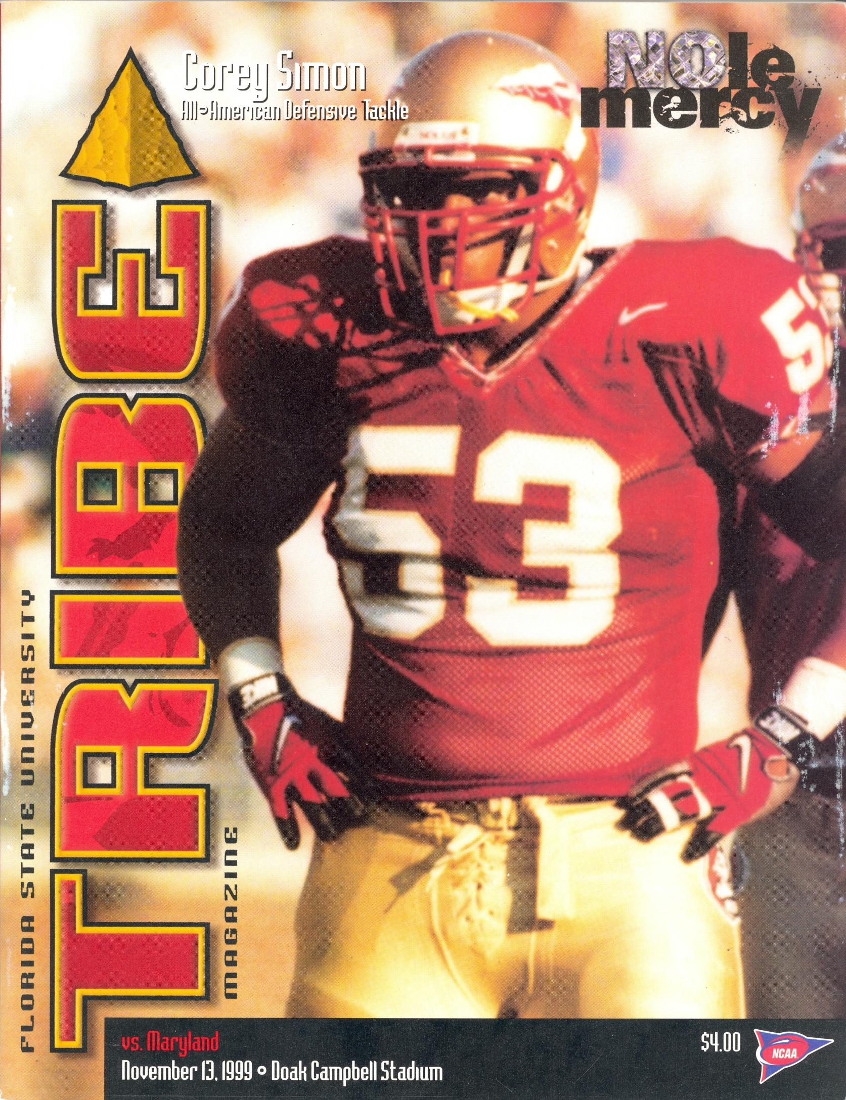 3c91866c Florida State Football - 1999 Year In Review