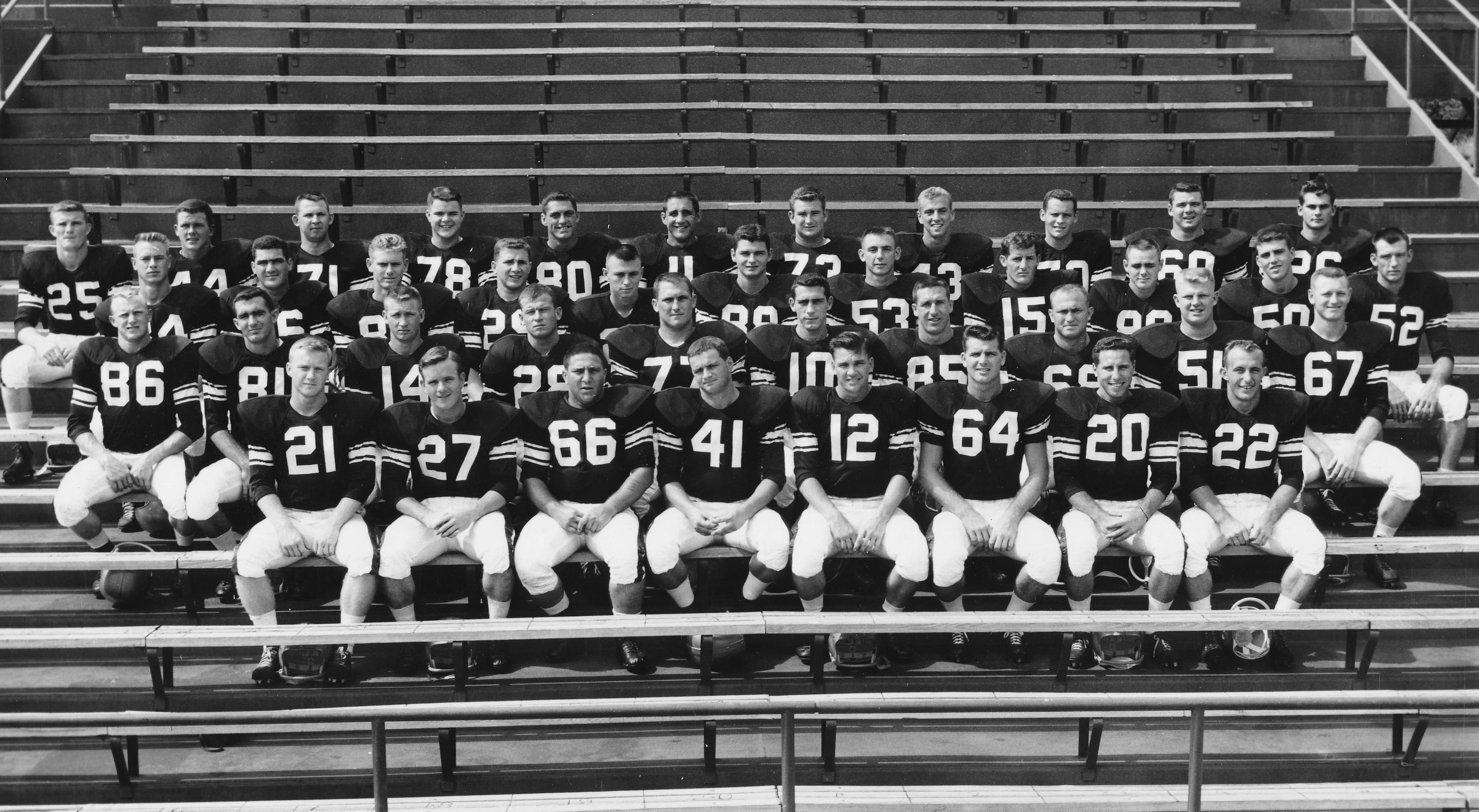 1ec942594b02 Florida State Football - 1956 Year In Review